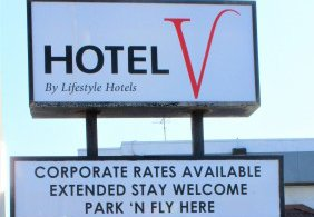 Hotel V SFO Airport - Welcome to Hotel V